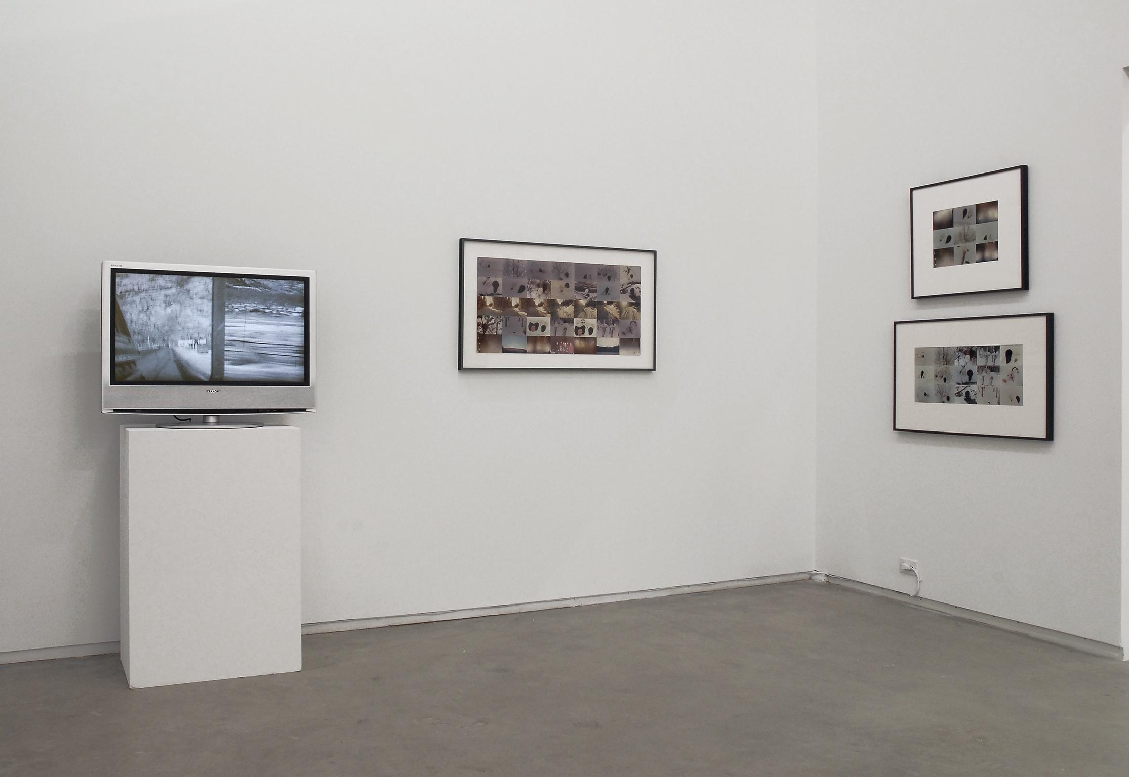 Roy Kiyooka, installation view, Process as Work, Catriona Jeffries, 2008 by