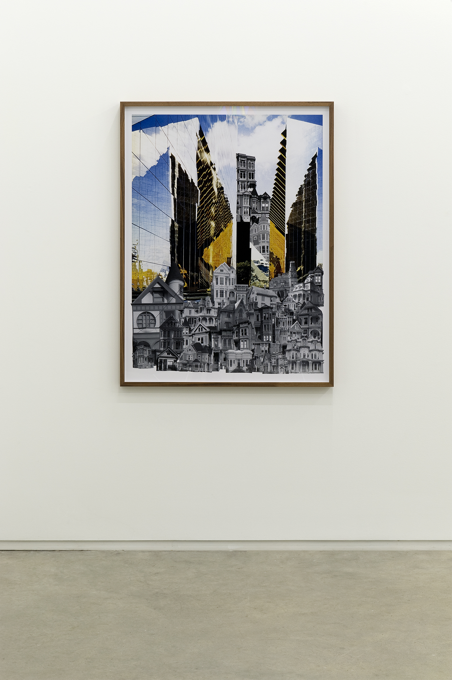 Alex Morrison, Utopia or Oblivion, 2010, colour photo inkjet, 50 x 38 in. (127 x 97 cm) by