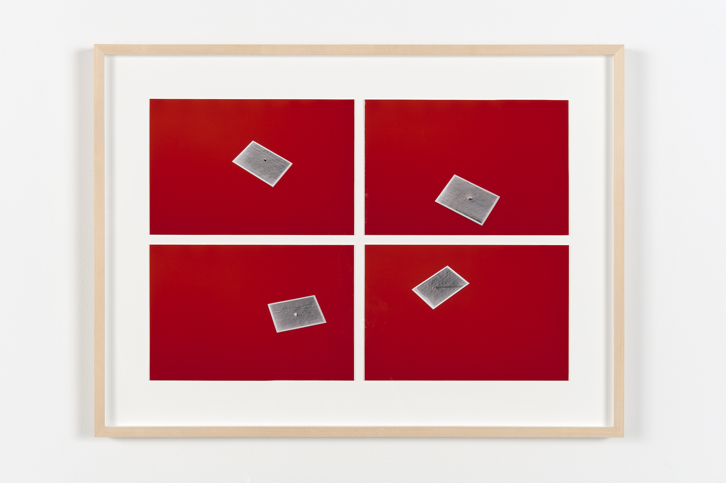 Robert Kleyn, Untitled Photographs of Photographs, 1975–2011, 4 colour prints, 23 x 30 in. (58 x 78 cm) by
