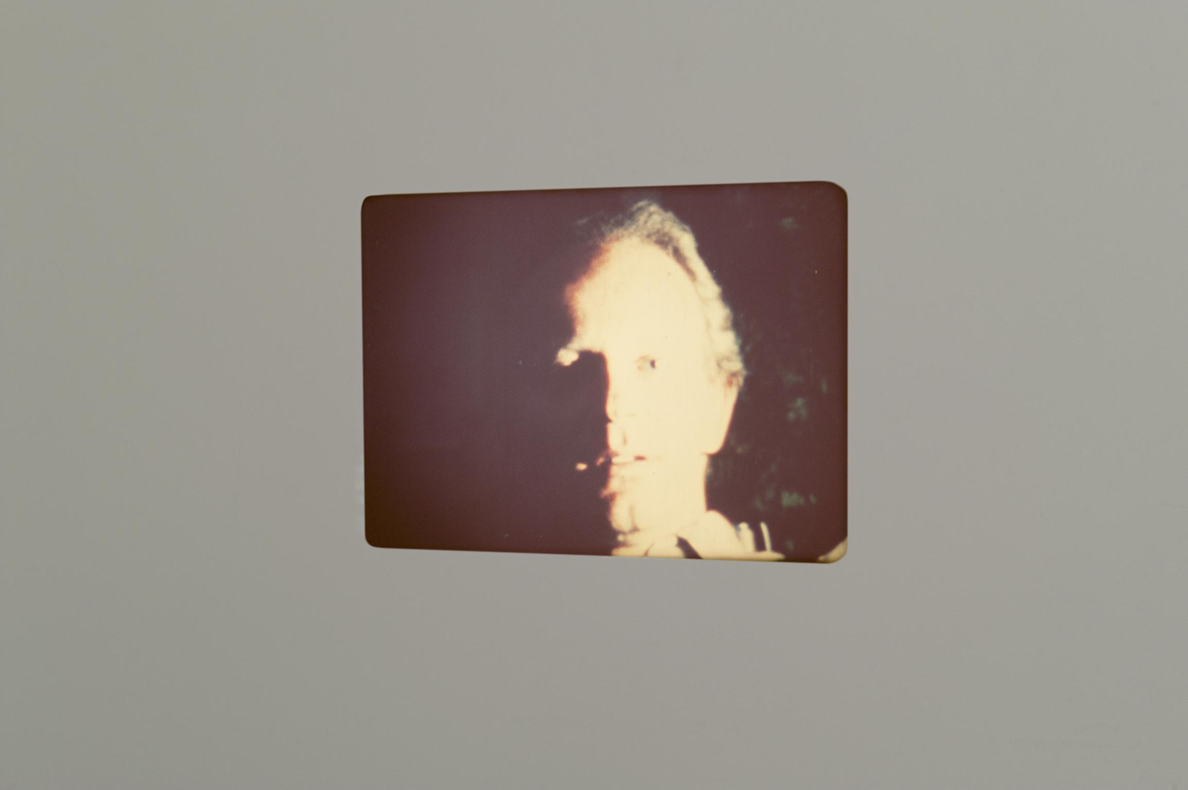 Robert Kleyn, Flash Portrait, 1976, super 8 film transferred to 16mm, dimensions variable by