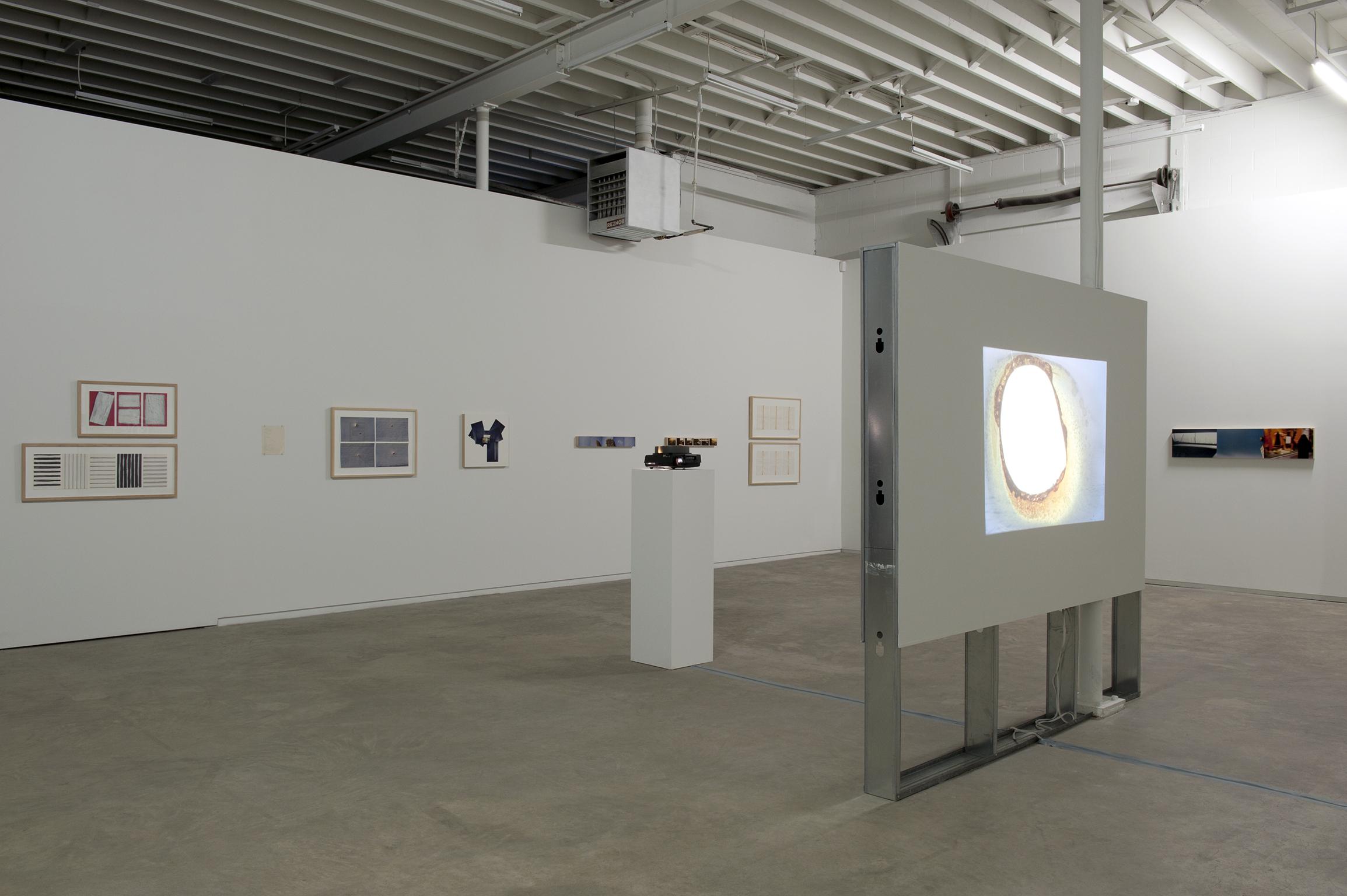 Robert Kleyn, installation view, Works 1969–1983, Catriona Jeffries, 2011 by