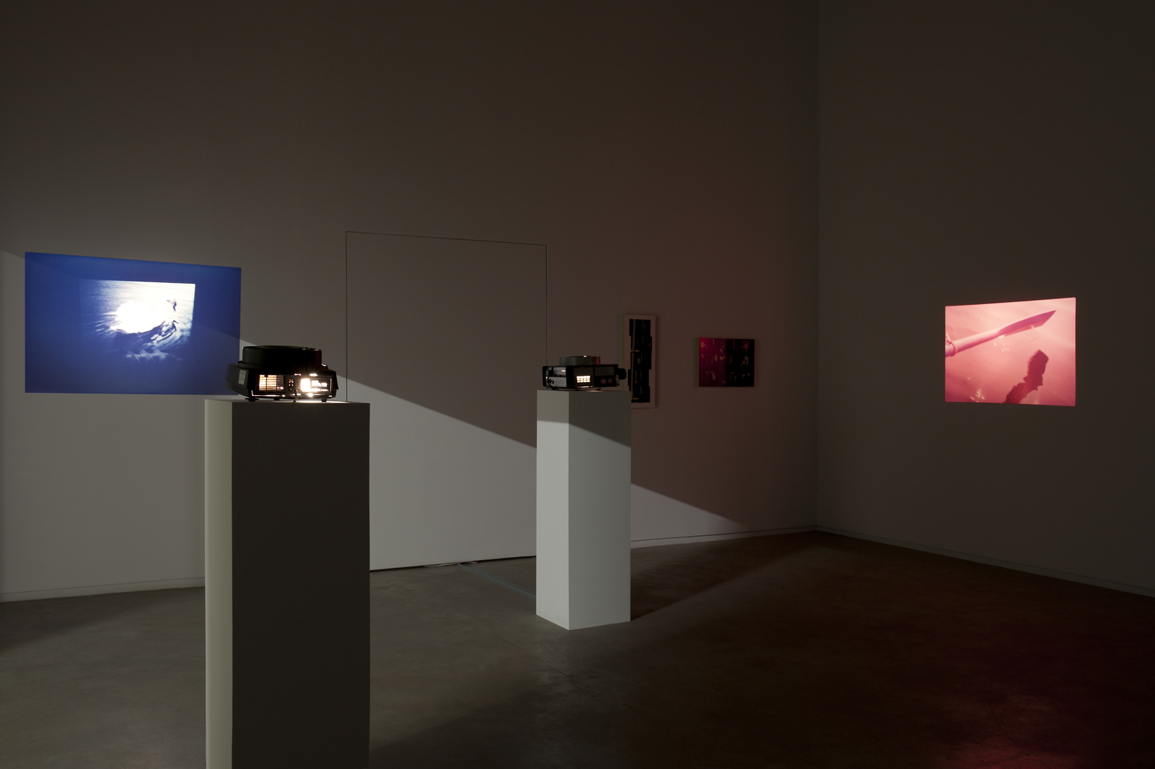 Robert Kleyn, installation view, Works 1969–1983, Catriona Jeffries, 2011 by
