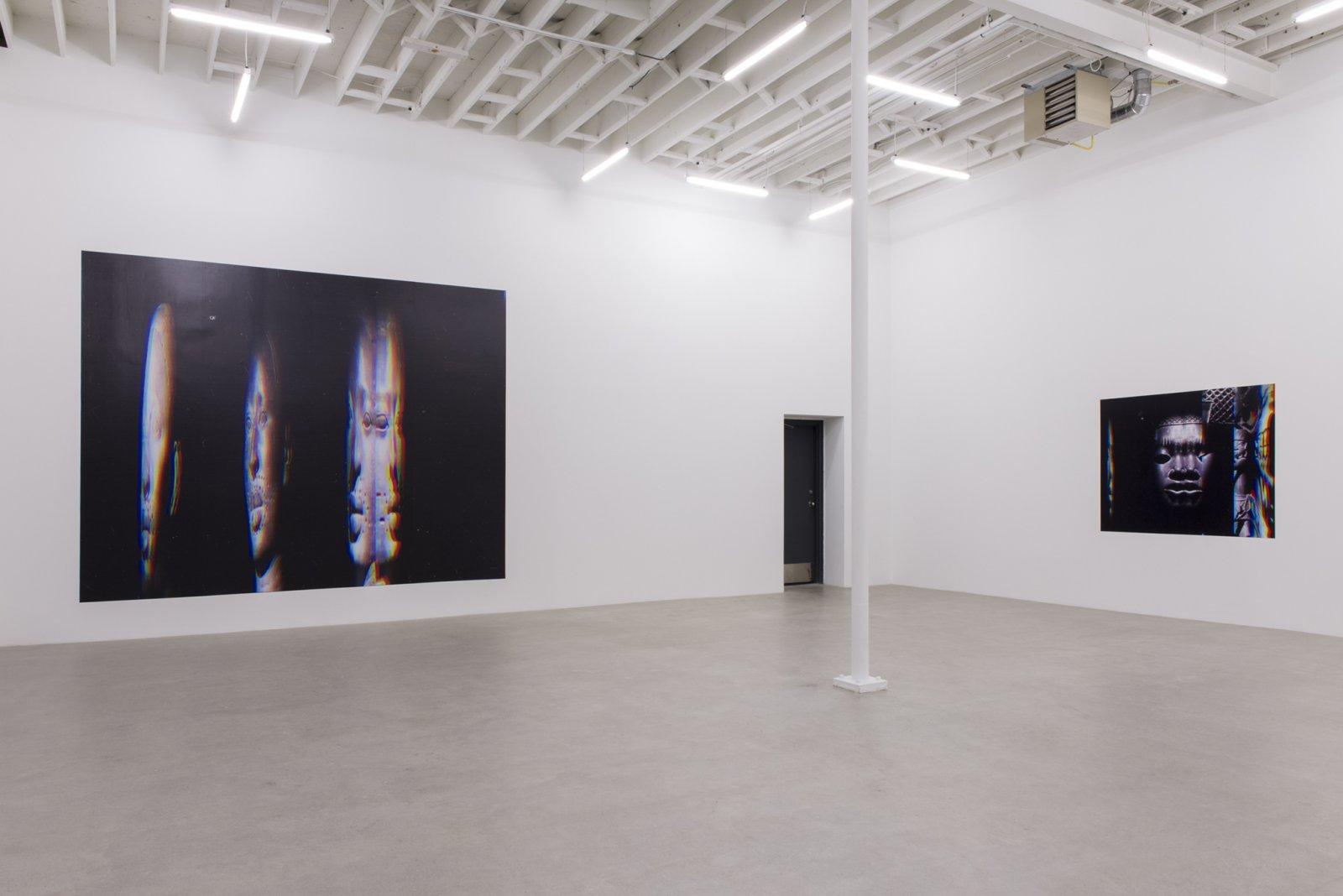 Raymond Boisjoly, installation view, Catriona Jeffries, 2016 by Raymond Boisjoly