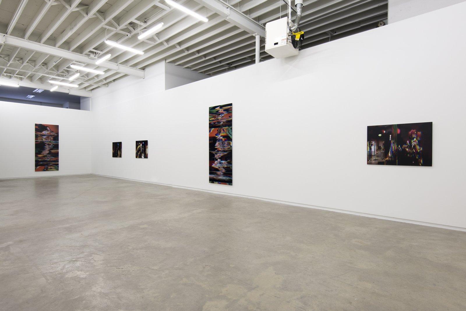 Raymond Boisjoly, installation view, Intervals, Catriona Jeffries, 2013 by Raymond Boisjoly