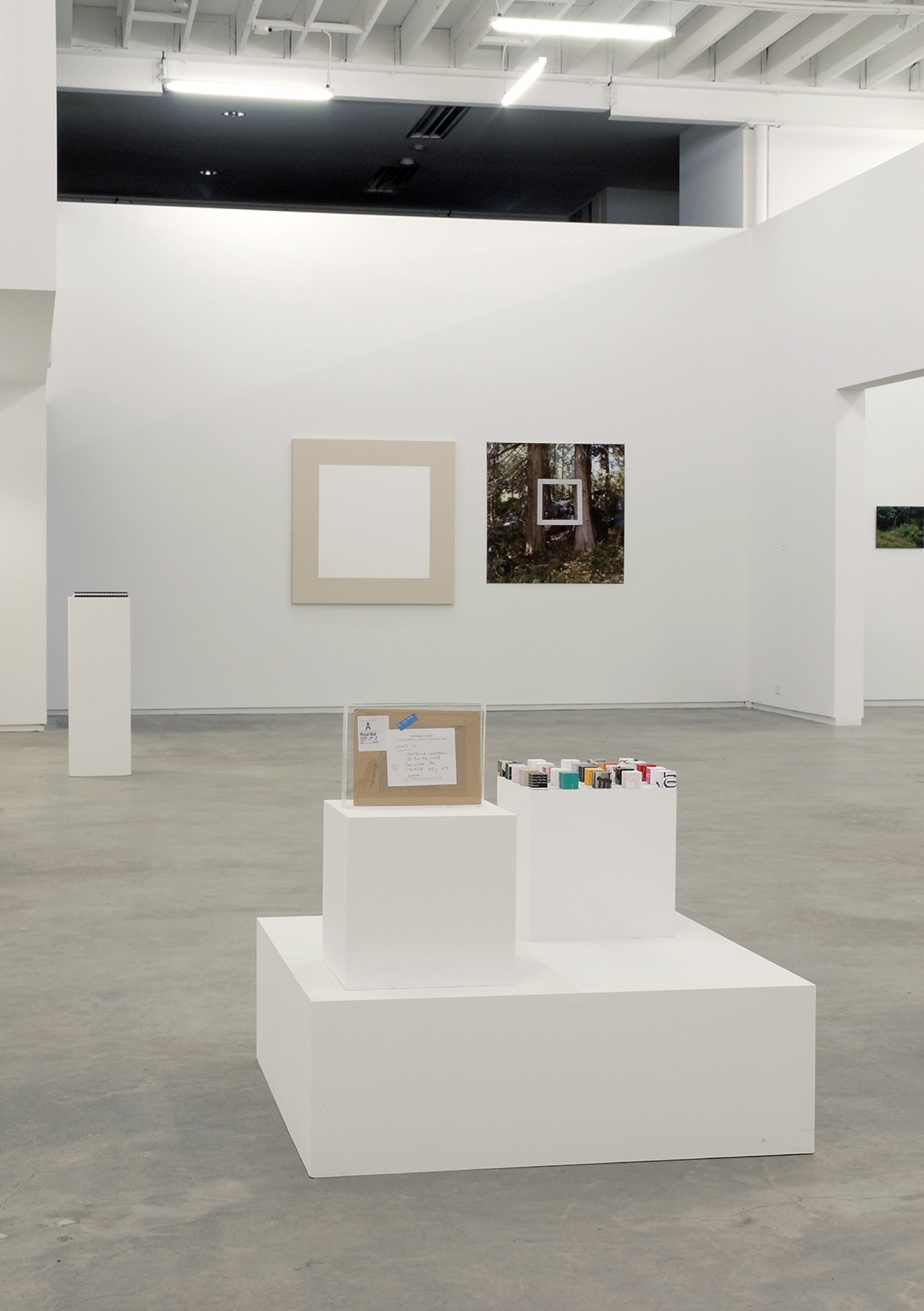 ​Arabella Campbell, installation view, Catriona Jeffries, 2007 by