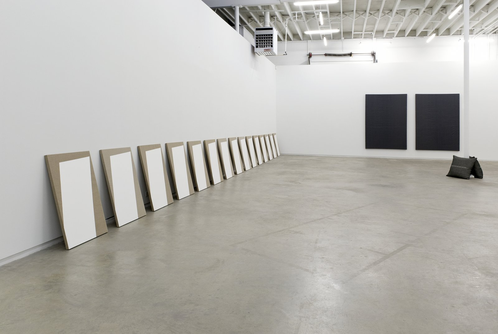 ​Arabella Campbell, installation view, Catriona Jeffries, 2011 by