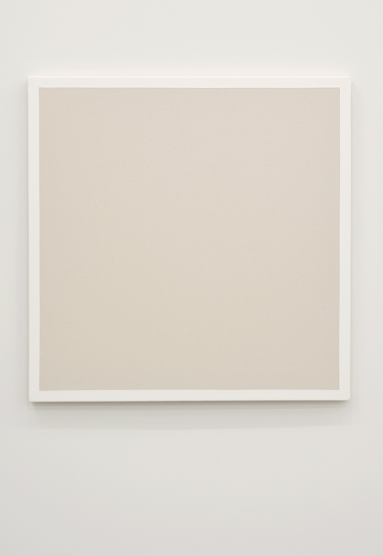 ​Arabella Campbell, One Inch from the Edge, 2007, acrylic on canvas, 30 x 30 in. (76 x 76 cm) by