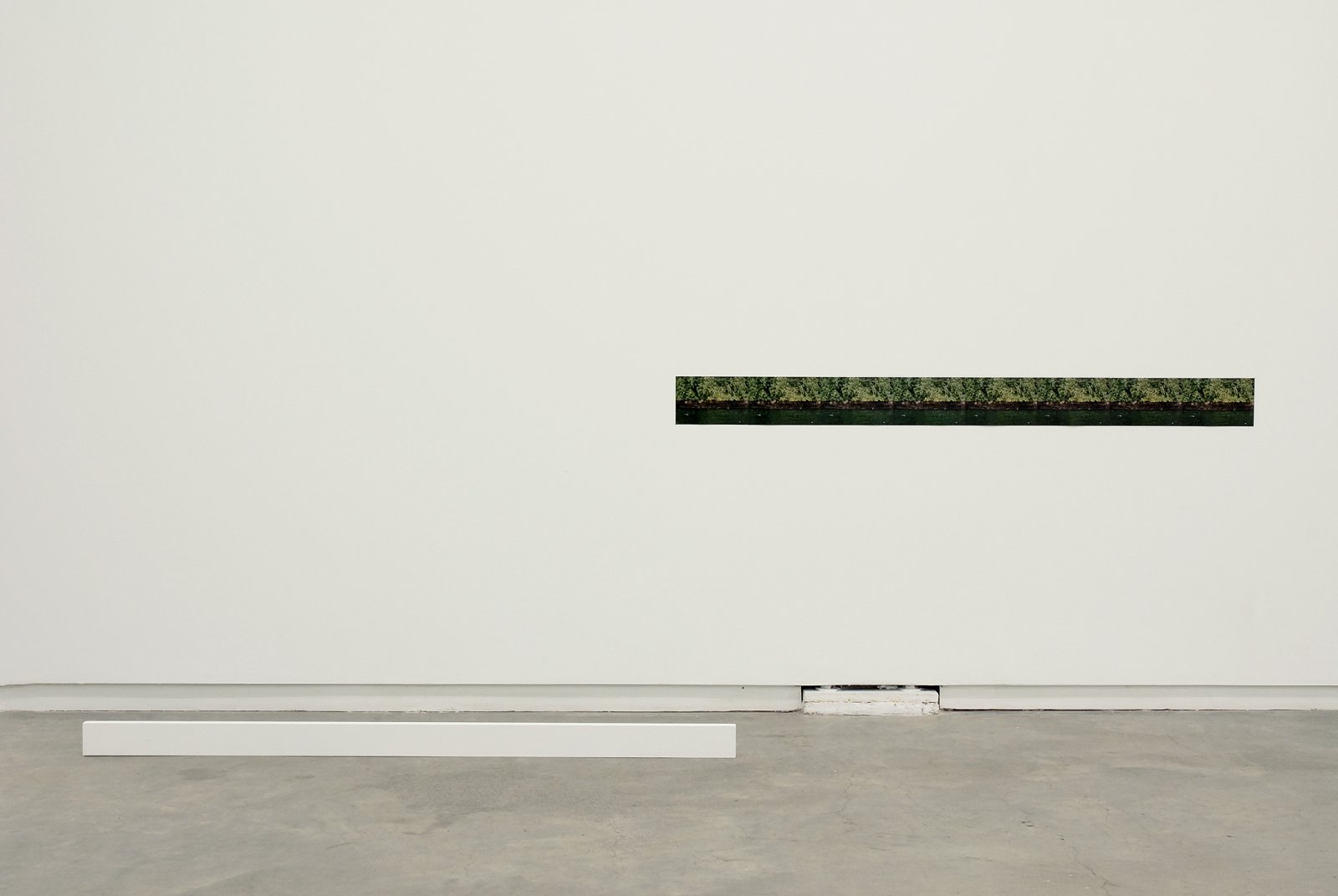 ​Arabella Campbell, The Reveal Works, 2007, c-prints and sculpture, dimensions variable by
