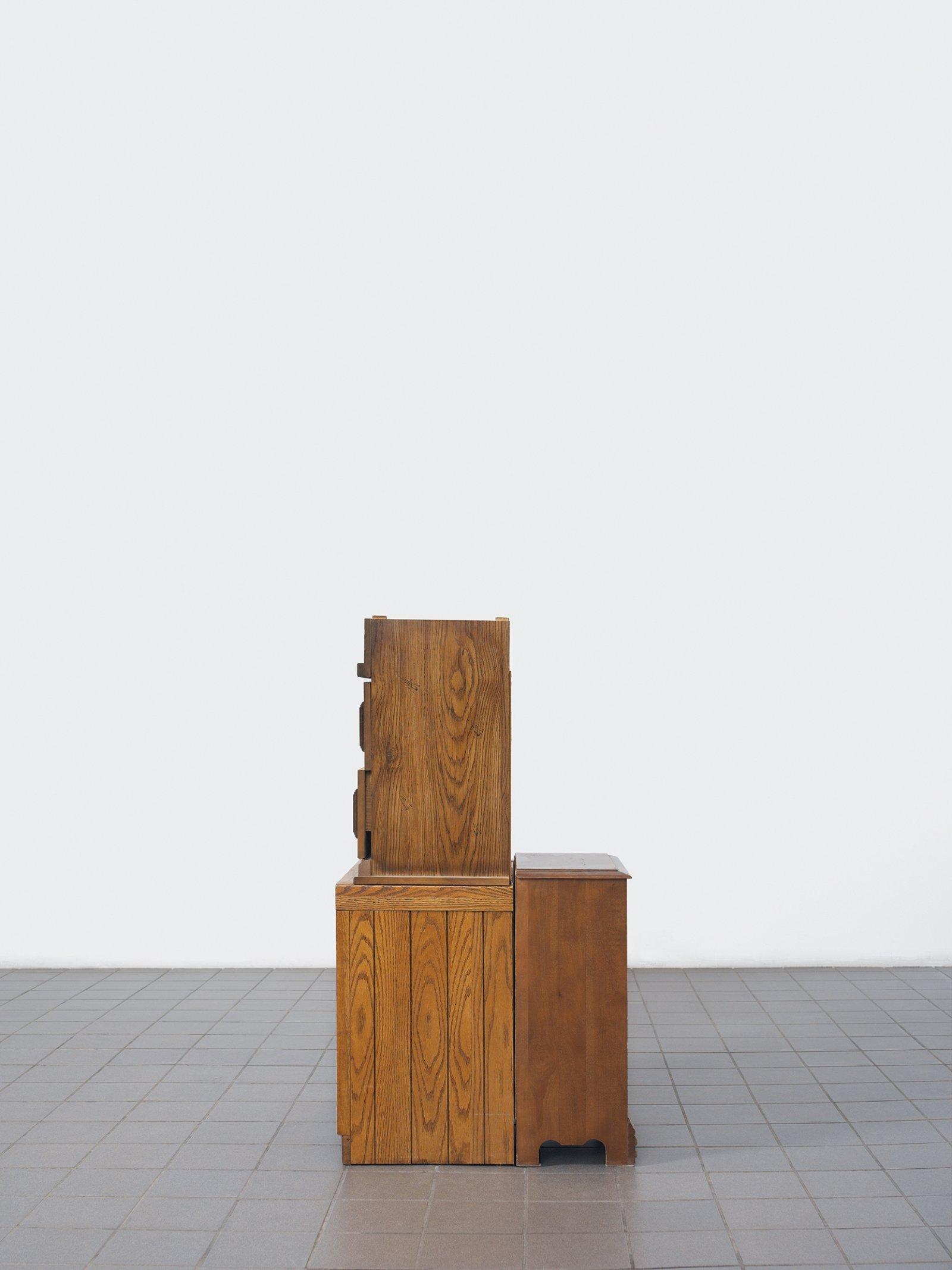 Geoffrey Farmer, Cliff Face (Pale Fire Freedom Machine), 2005, lightjet (endura archival photo paper), 50 x 38 in. (126 x 97 cm)
