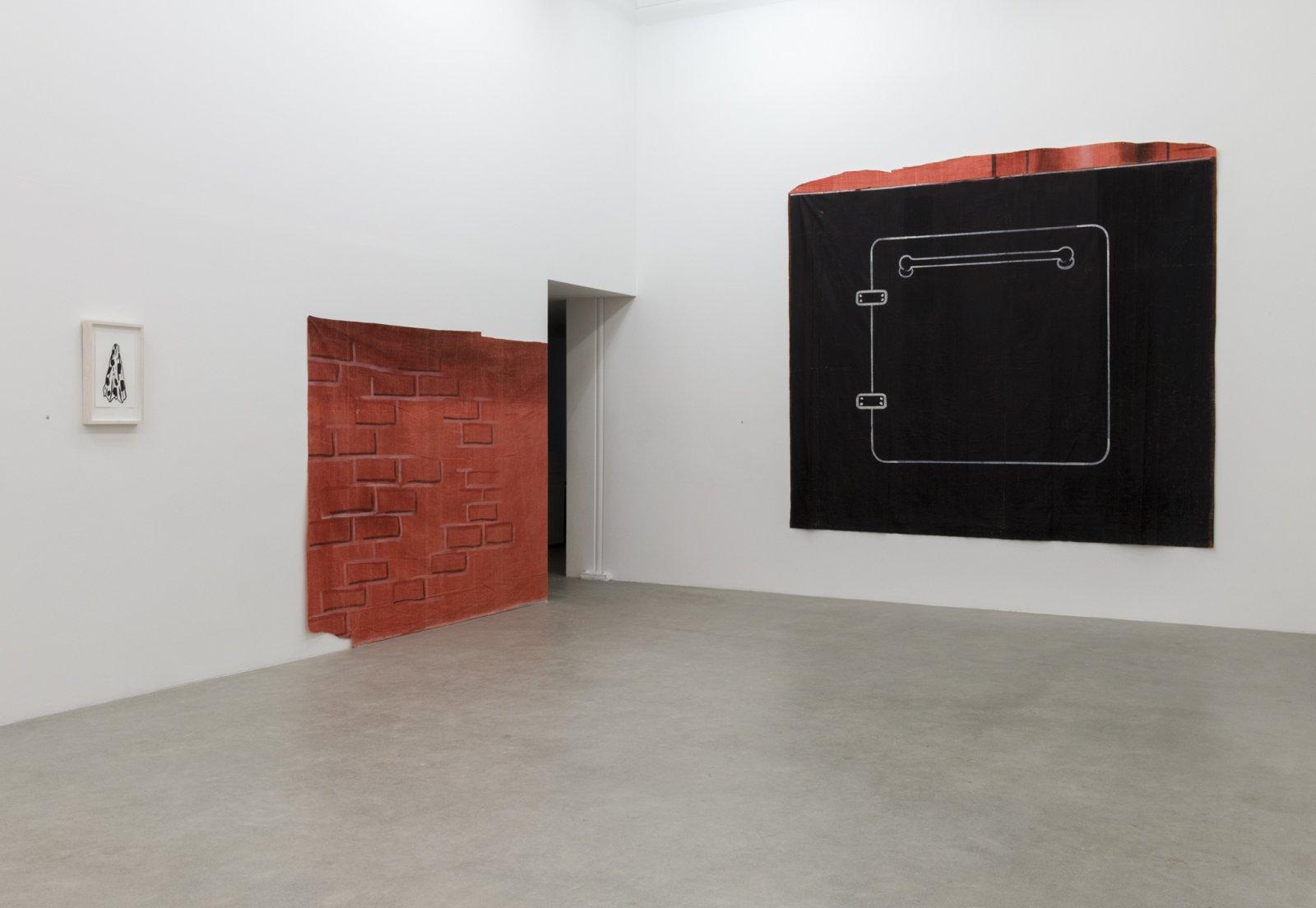 Geoffrey Farmer, installation view, The Big Kitchen, Catriona Jeffries, 2017 by Geoffrey Farmer