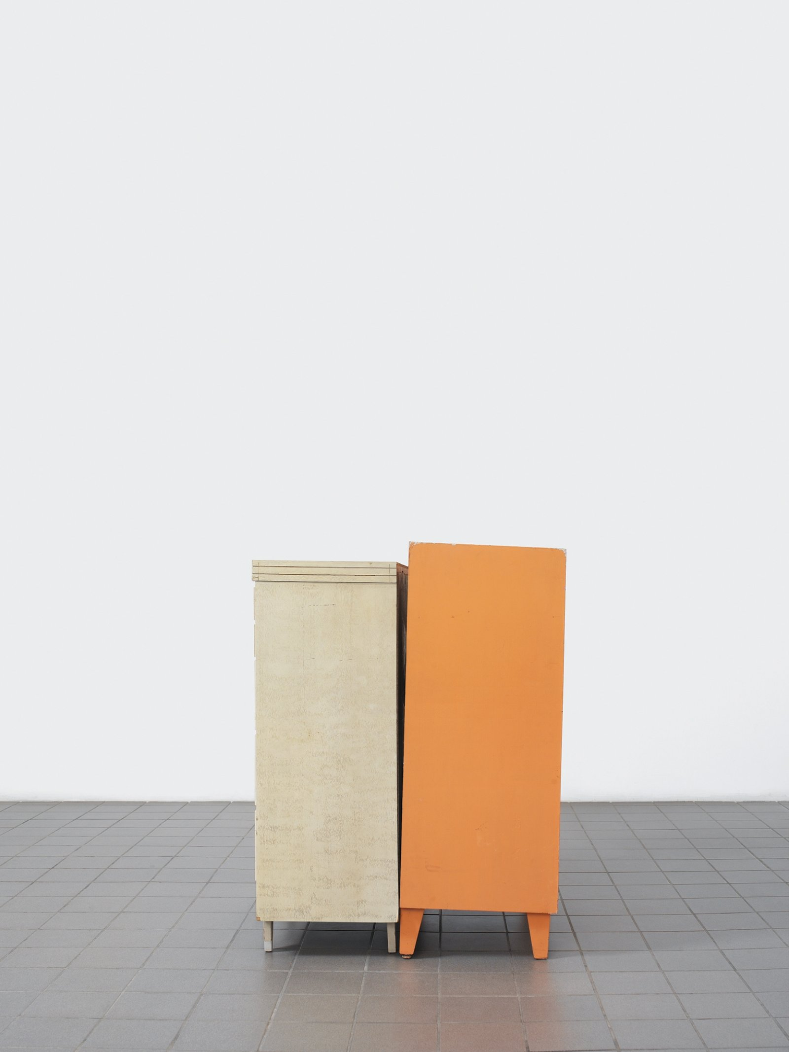Geoffrey Farmer, Triangle (Pale Fire Freedom Machine), 2005, lightjet (endura archival photo paper), 50 x 38 in. (126 x 97 cm)