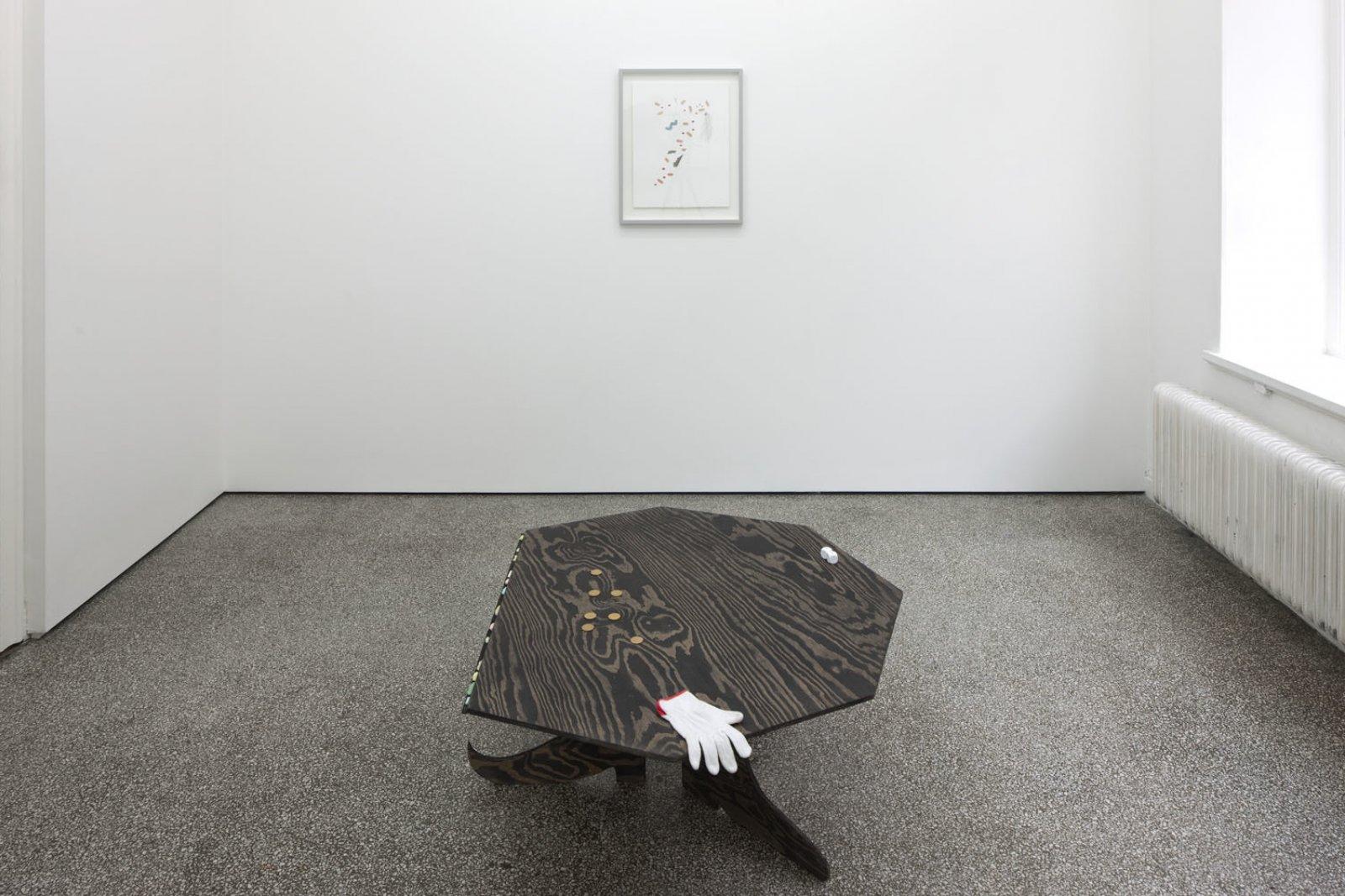 Julia Feyrer, installation view, Irregular Time Signatures, Johan Berggren Gallery, Malmö, Sweden by Julia Feyrer