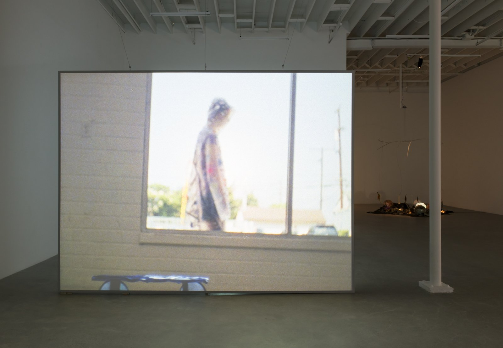 Julia Feyrer,New Pedestrians, 2018, 16mm film transferred to digital with sound, 4 minutes