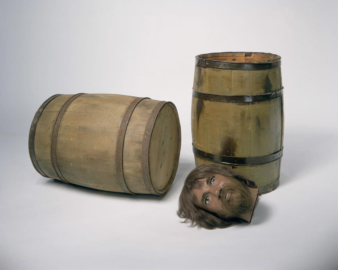 Sam Durant, Still Life, 2006, c-print, 48 x 60 in. (123 x 152 cm) by