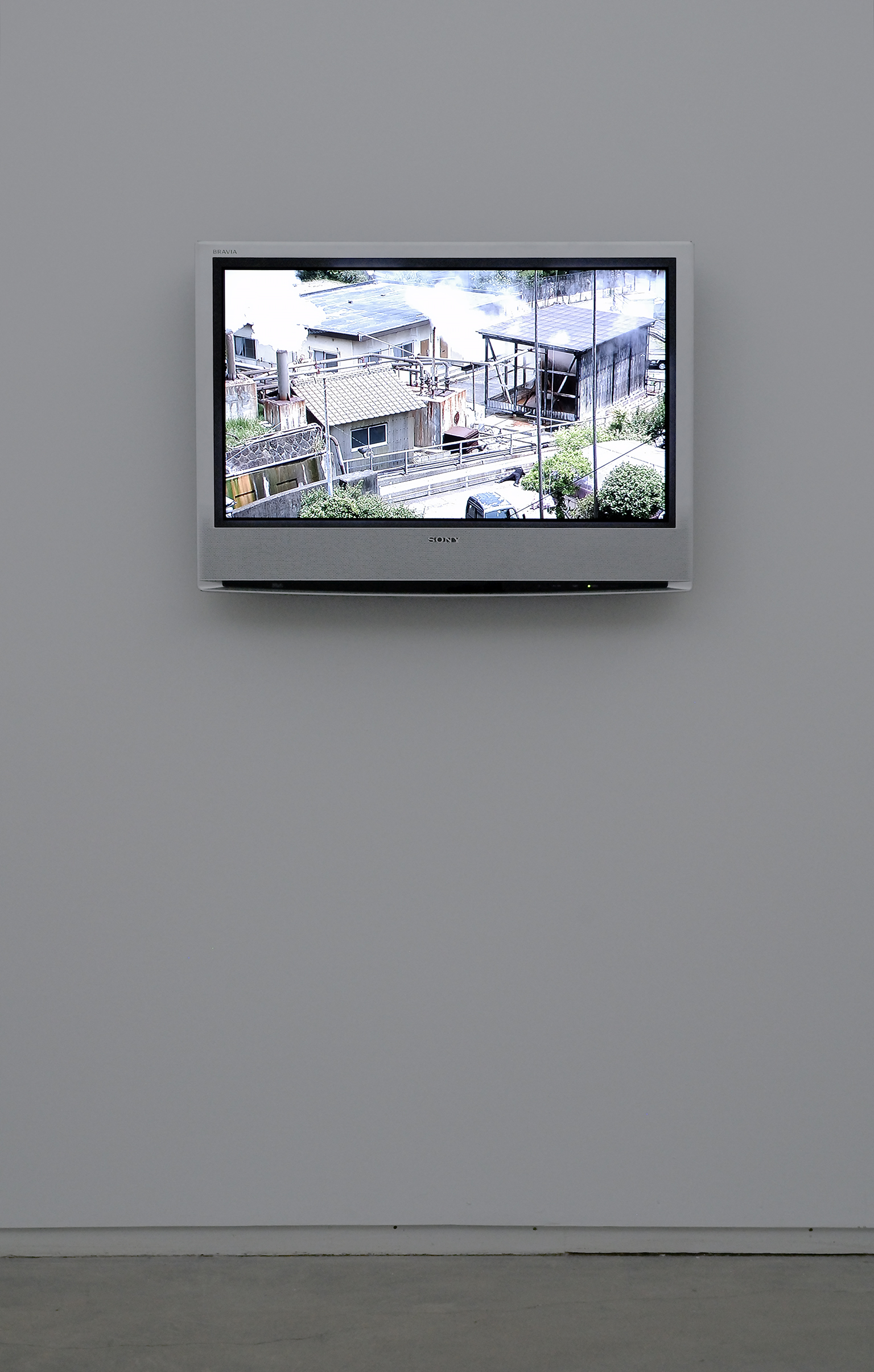 ​Jin-me Yoon, As It Is Becoming (Beppu, Japan): Kannawa District, 2008, single channel HD video, 22 minutes, 24 seconds by