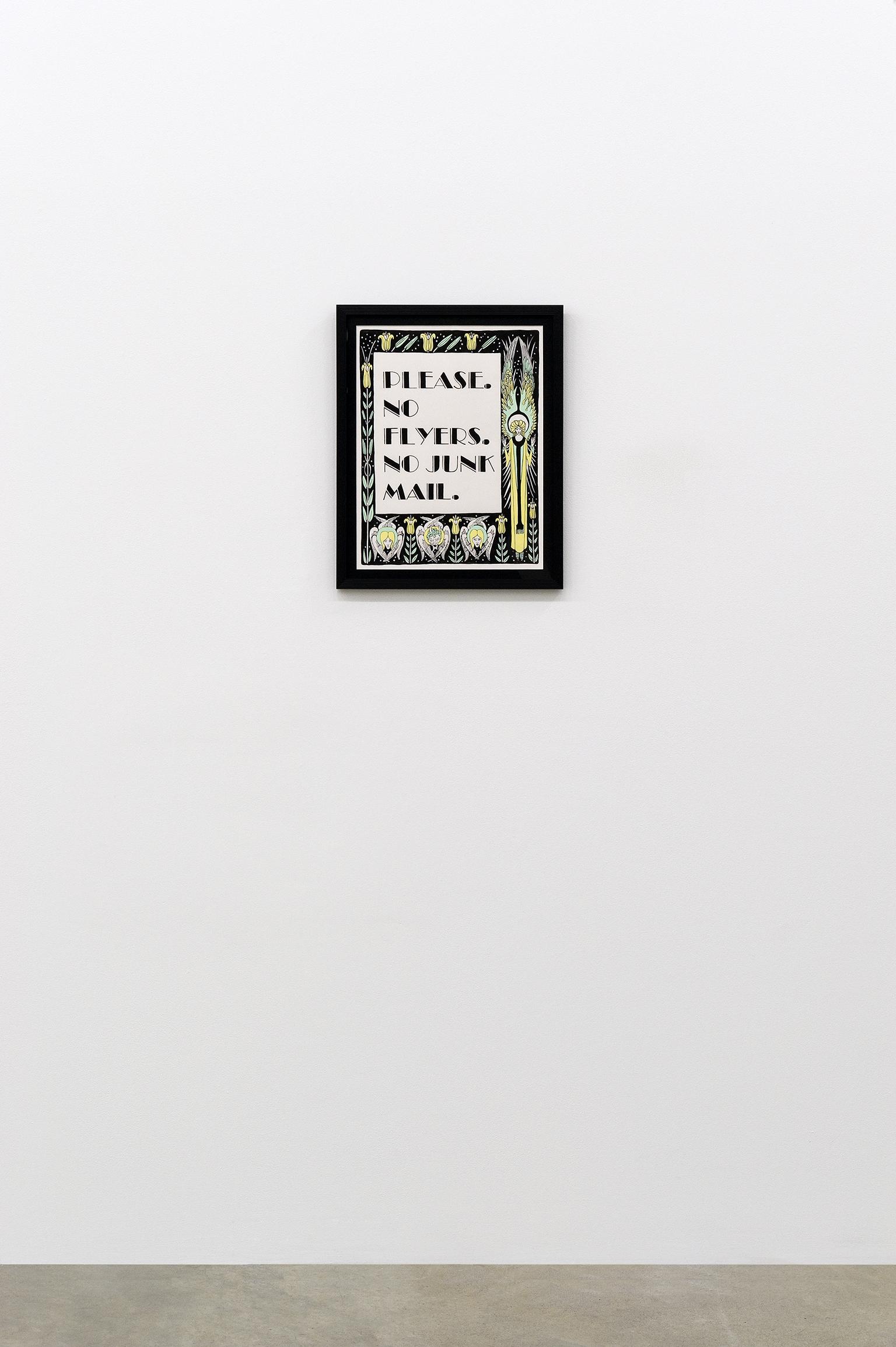 Alex Morrison, Neighbourhood Hex, 2010, 15 x 19 in. (38 x 48 cm)   by