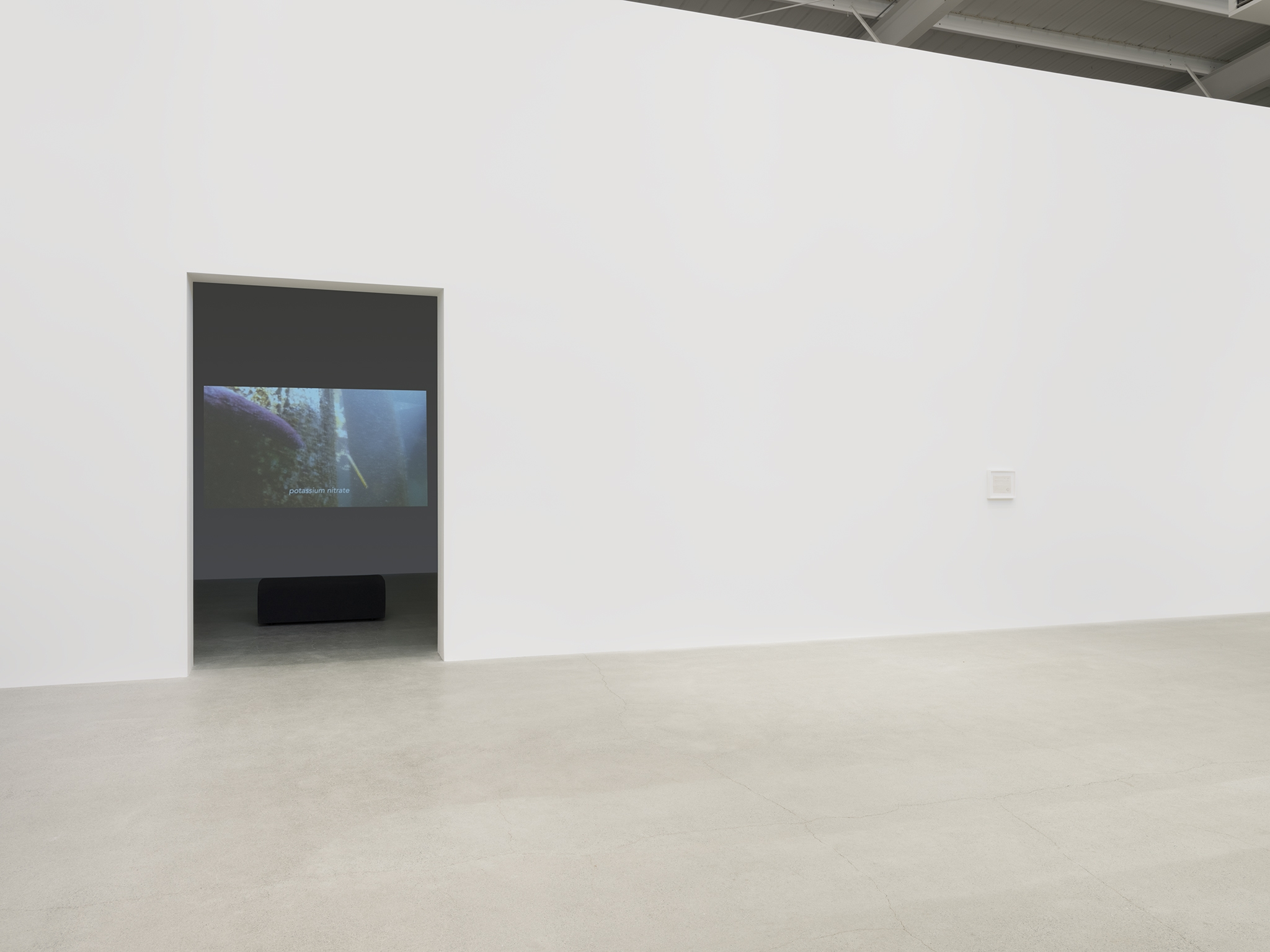 On Kawara, Marina Roy, installation view, Unexplained Parade, Catriona Jeffries, Vancouver, April 27, 2019​​ by