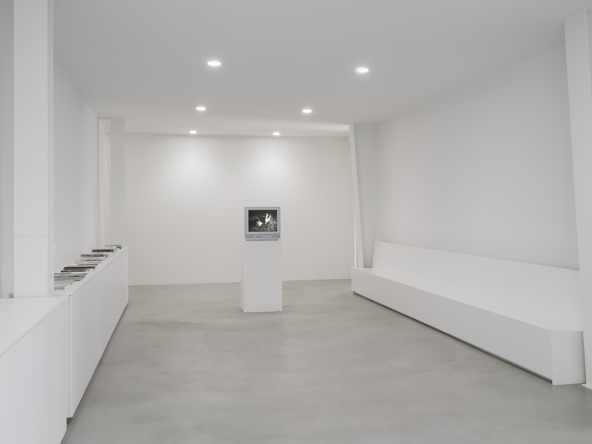 Chris Burden, Documentation of Selected Works 1971–74, 1971–1975, video, 34 minutes, 38 seconds by