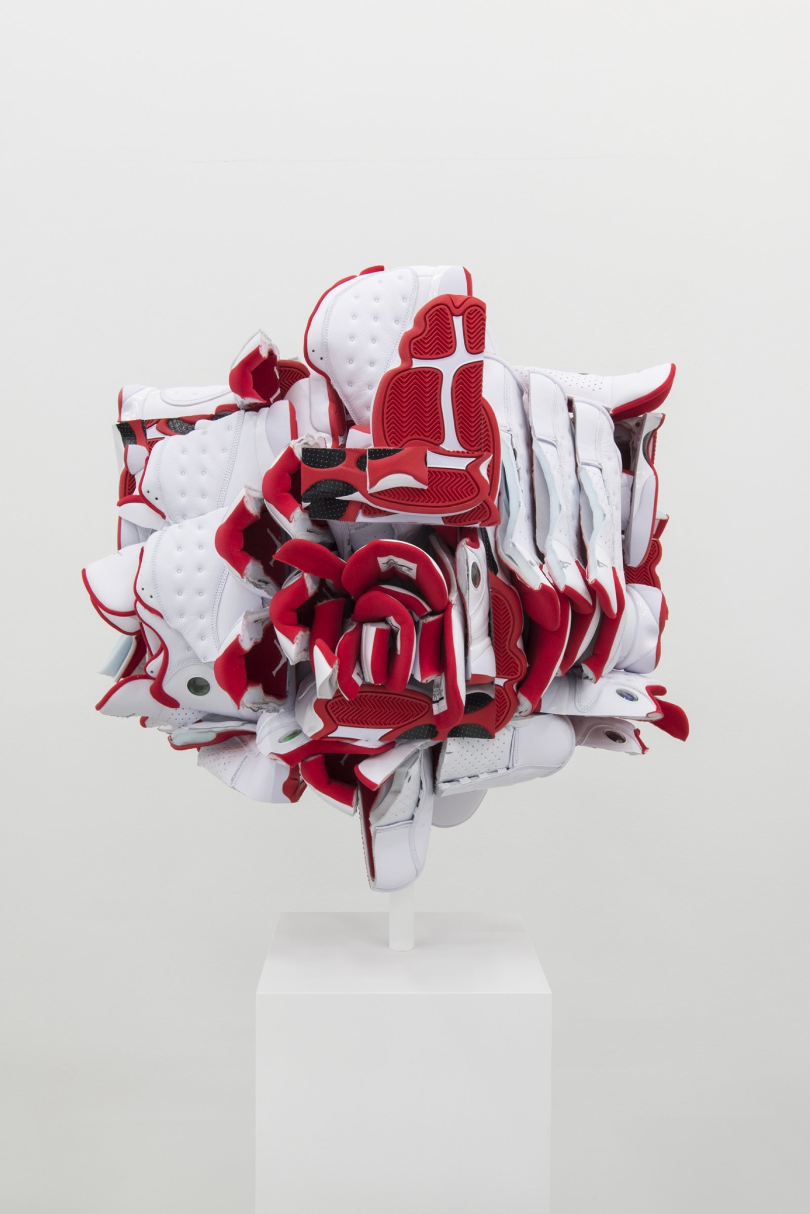 brian jungen  supersize the light in all directions 2