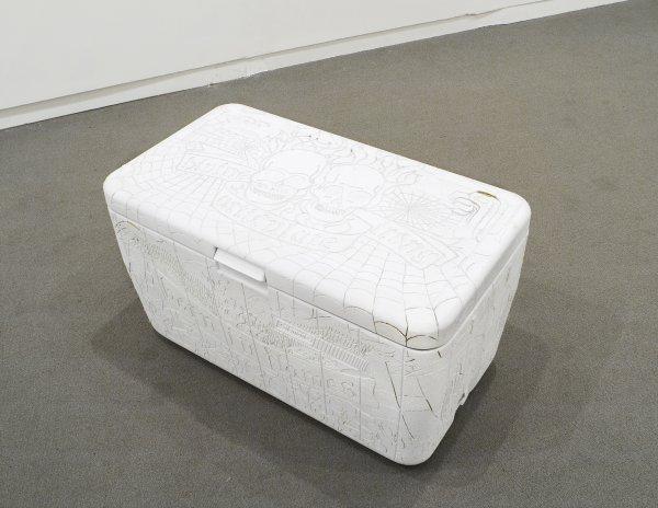 brian jungen works catriona jeffries. Black Bedroom Furniture Sets. Home Design Ideas