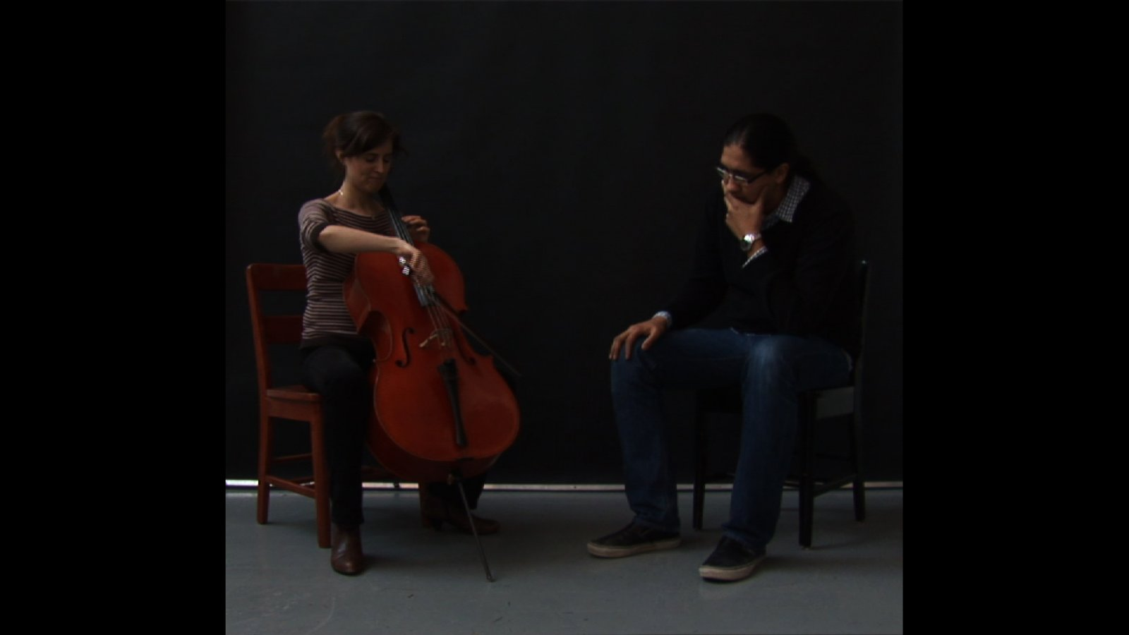 Duane Linklater, It's hard to get in my system (still), 2012, digital video with sound, 6 minutes, 42 seconds