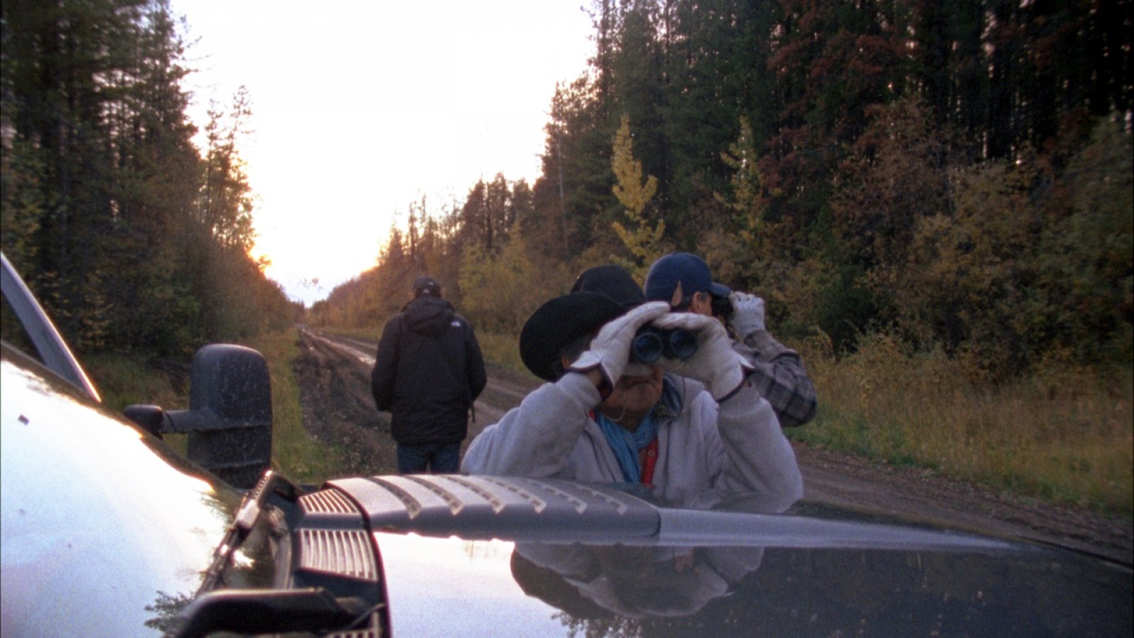 Brian Jungen and Duane Linklater, Modest Livelihood (still), 2012, super 16mm film, transferred to blu-ray, 50 minutes, silent