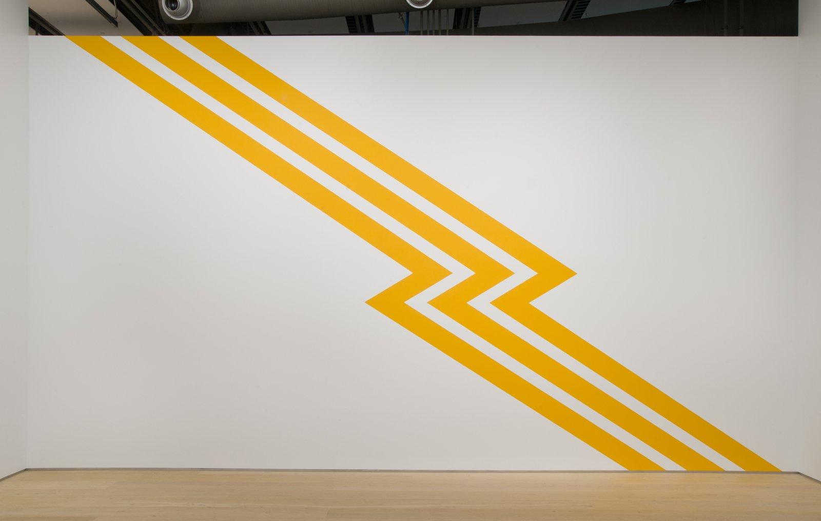 Duane Linklater, installation view,Learning, 2013, Esker Foundation, Calgary, 2014