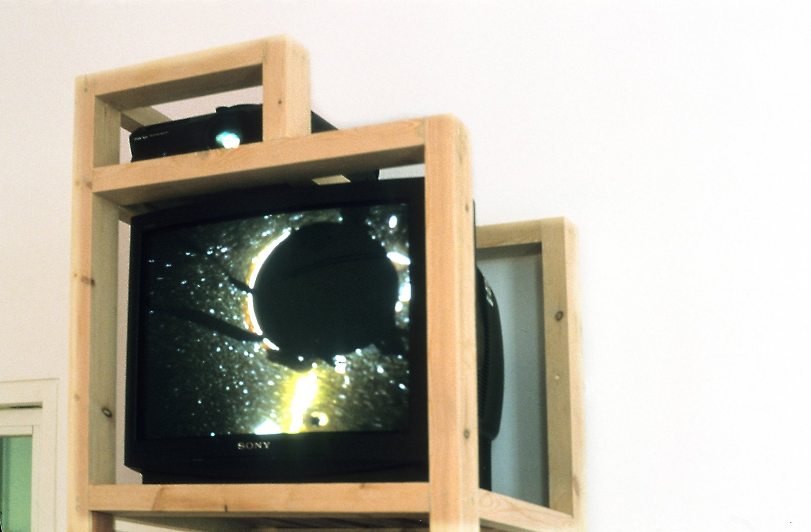 Christina Mackie, An Interzone/intertidalzone (detail), 2002–2012, mixed media, dimensions variable. Installation view, The Interzone, Henry Moore Institute, Leeds, UK, 2002 by Christina Mackie