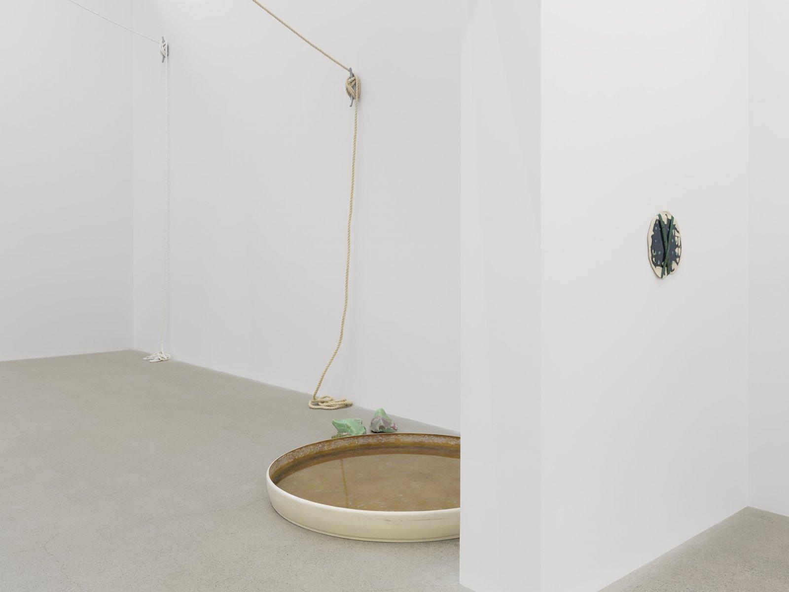 Christina Mackie, installation view, Catriona Jeffries, Vancouver, 2019 by Christina Mackie