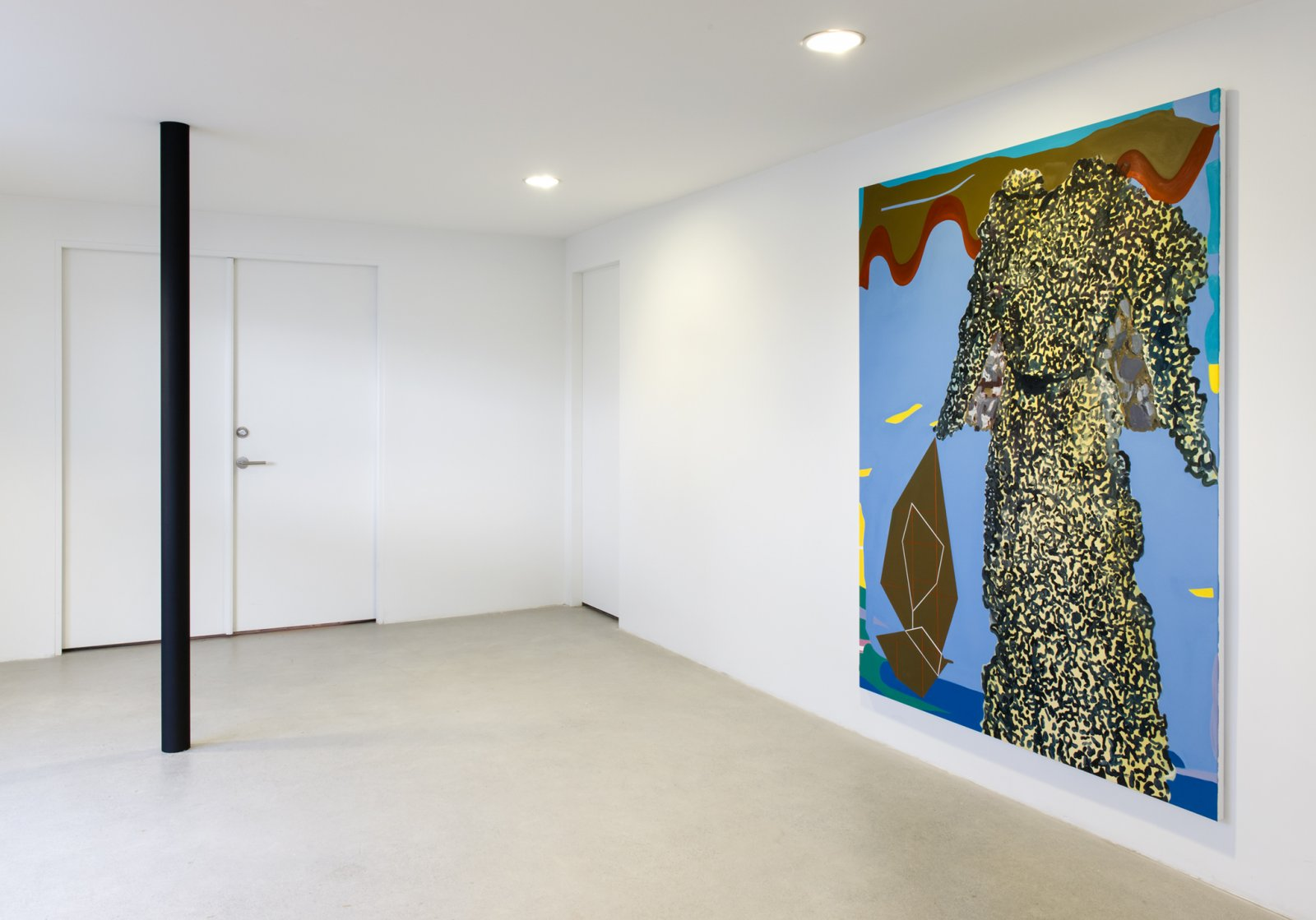 Elizabeth McIntosh, installation view, ISLANDS, Catriona Jeffries, Vancouver, 2017 by Elizabeth McIntosh