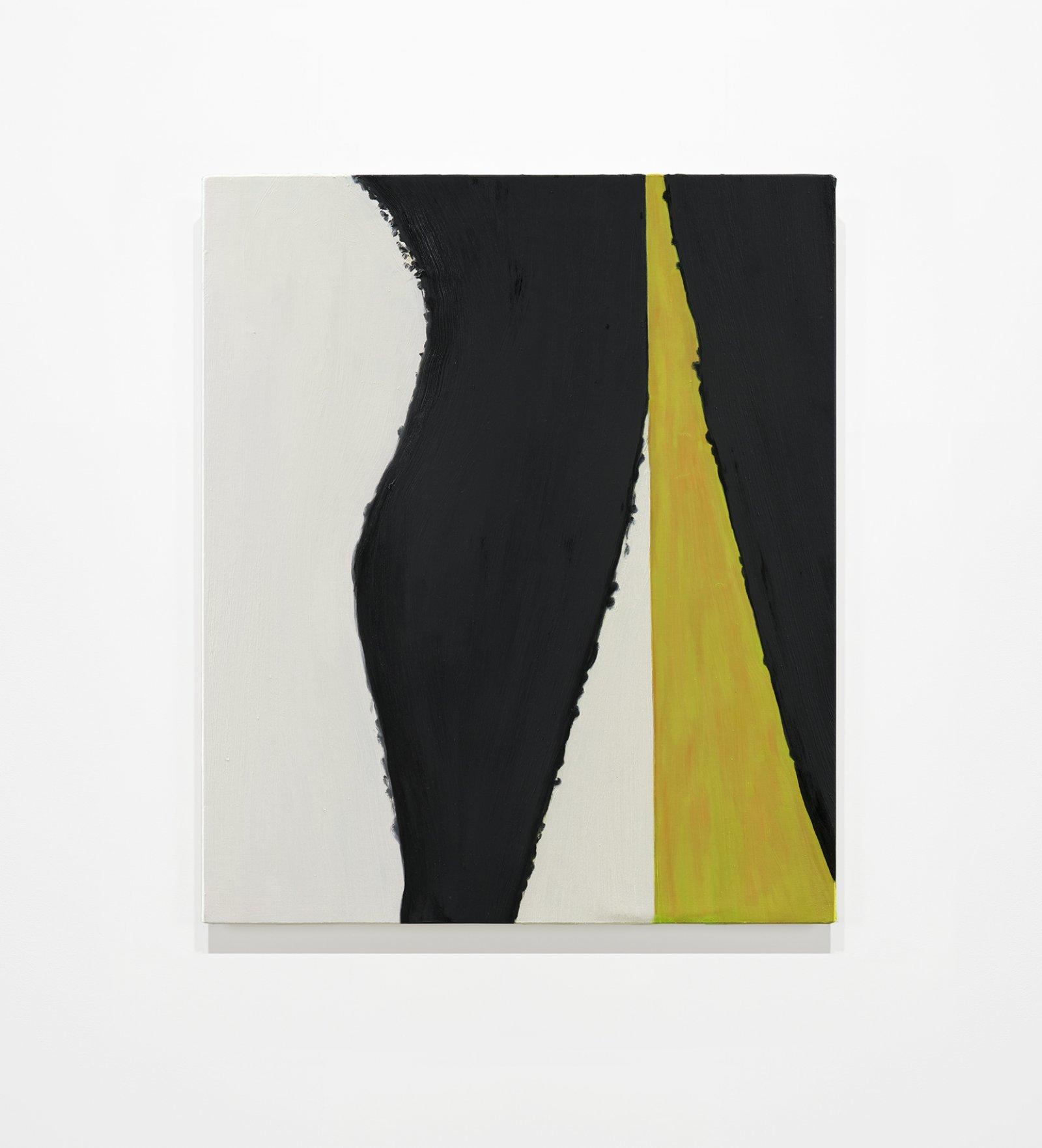 Elizabeth McIntosh, Legs, 2019, oil on canvas, 30 x 25 in. (75 x 64 cm) by Elizabeth McIntosh