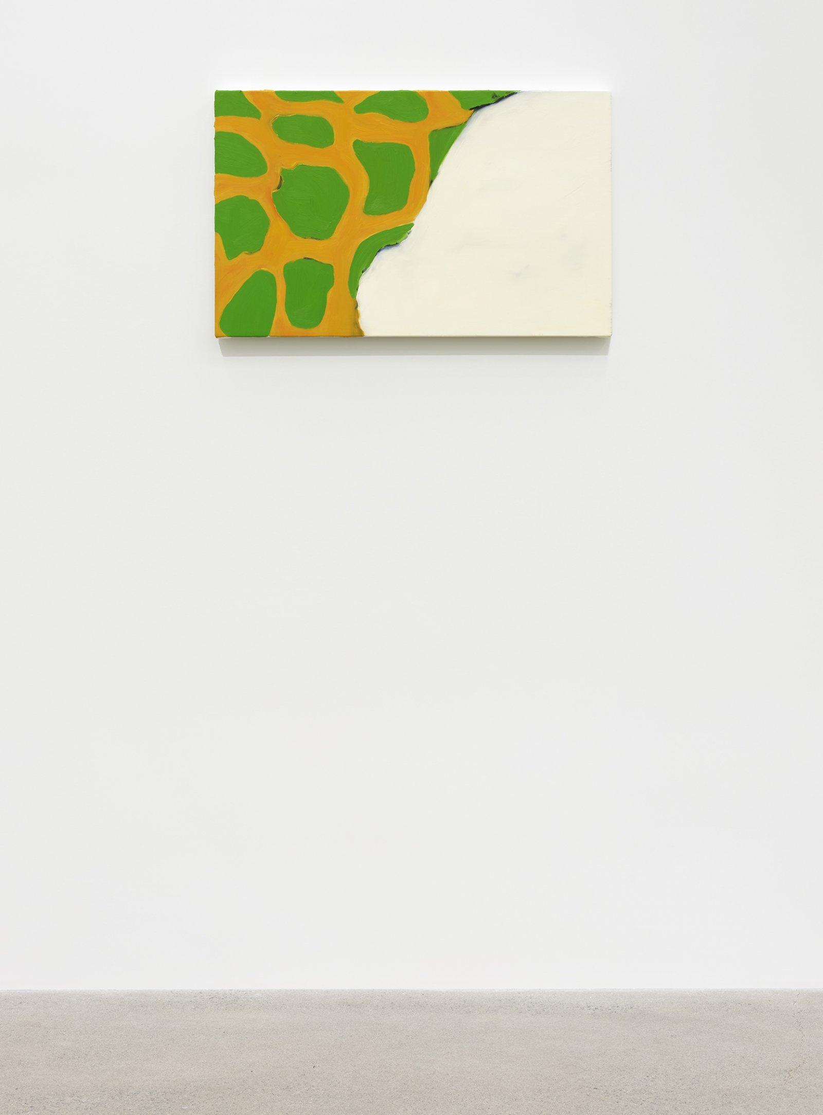 Elizabeth McIntosh, Room, 2019, oil on canvas, 16 x 25 in. (39 x 64 cm) by Elizabeth McIntosh