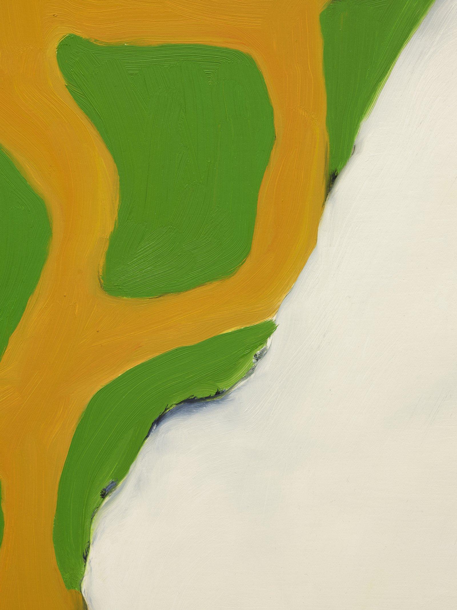 Elizabeth McIntosh, Room (detail), 2019, oil on canvas, 16 x 25 in. (39 x 64 cm) by Elizabeth McIntosh