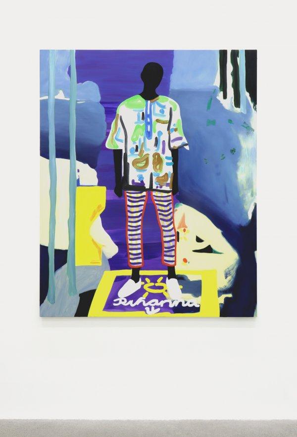 Elizabeth McIntosh, Cousin, 2019, oil on canvas, 61 x 51 in. (160 x 130 cm)