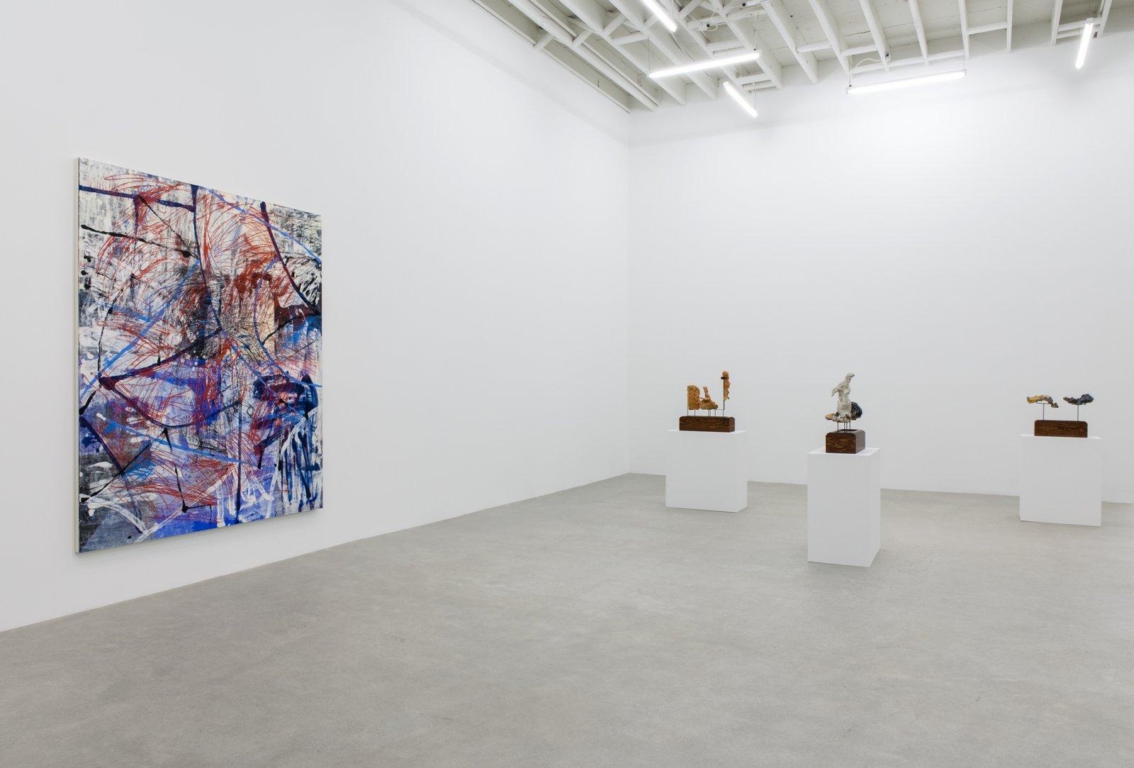 Damian Moppett, installation view, Catriona Jeffries, 2016  by Damian Moppett