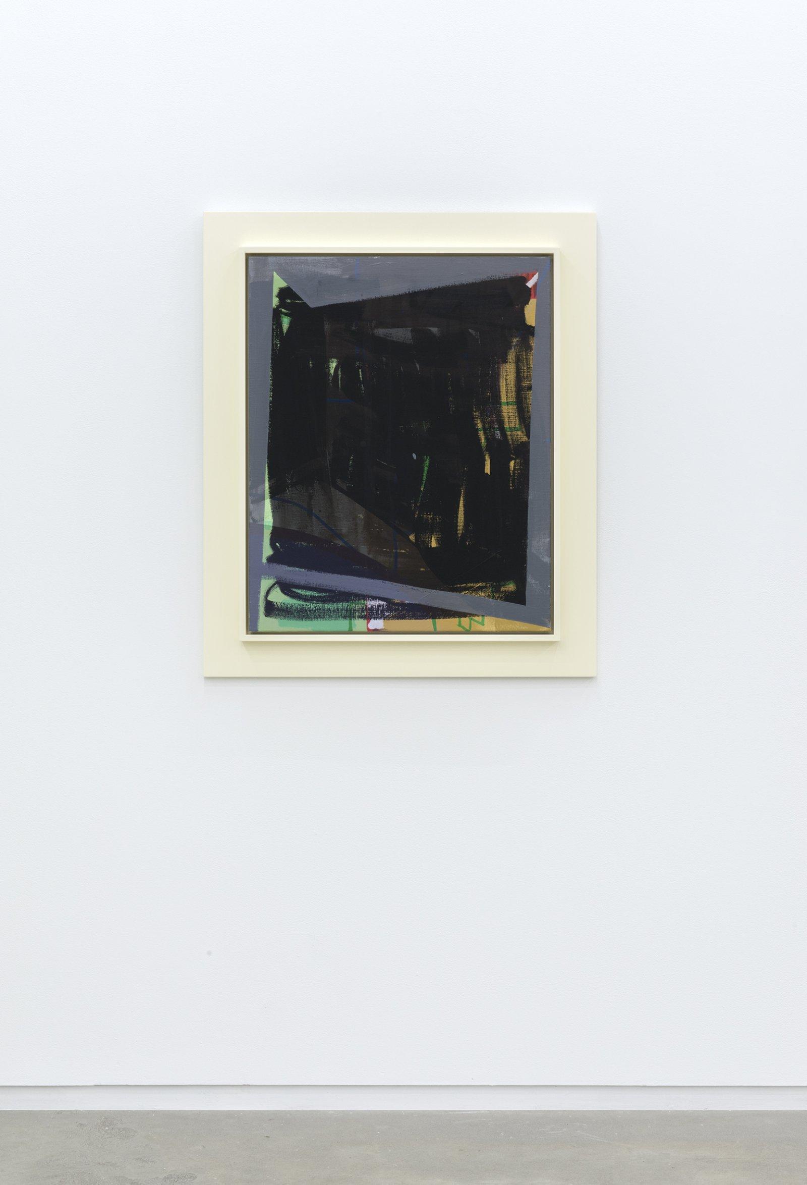 Damian Moppett, Untitled, 2013, oil on canvas, 38 x 32 in. (95 x 80 cm) by Damian Moppett