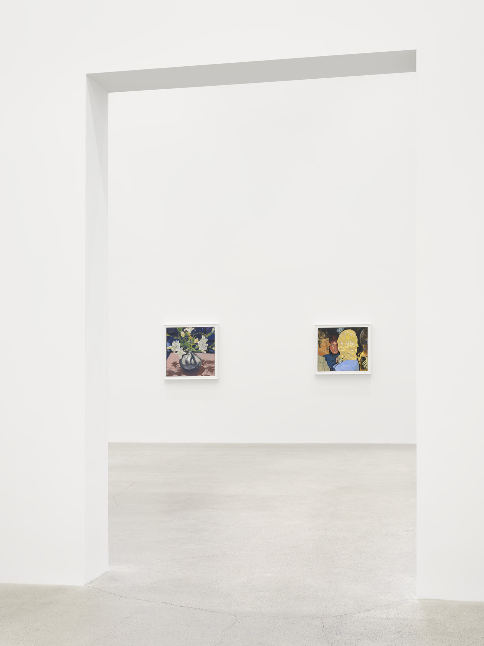 Damian Moppett, installation view, Vignettes, Catriona Jeffries, Vancouver, 2021 by Damian Moppett