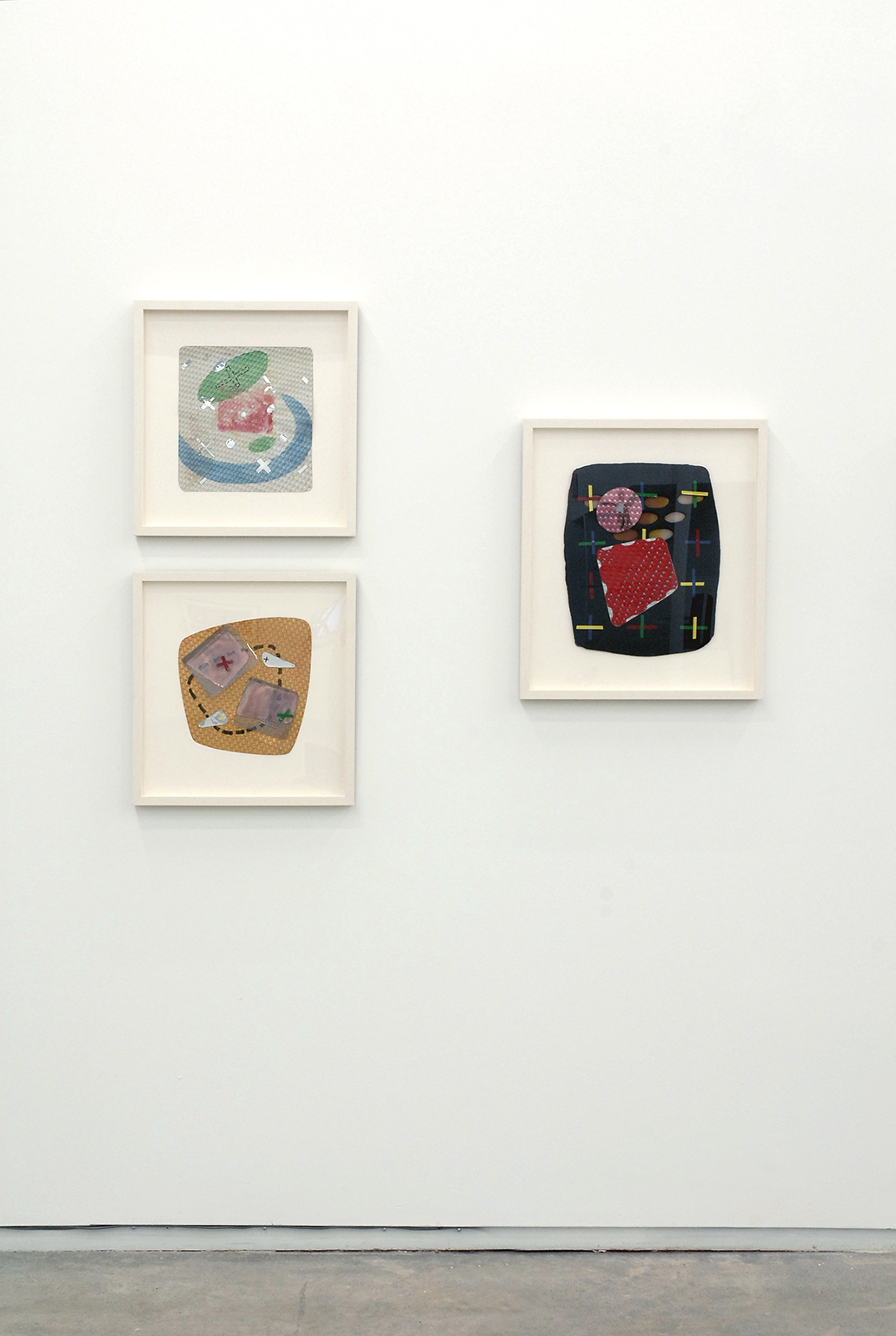 Jerry Pethick, installation view, Process as Work, Catriona Jeffries, 2008 by