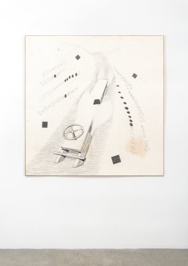 Jerry Pethick Works Catriona Jeffries