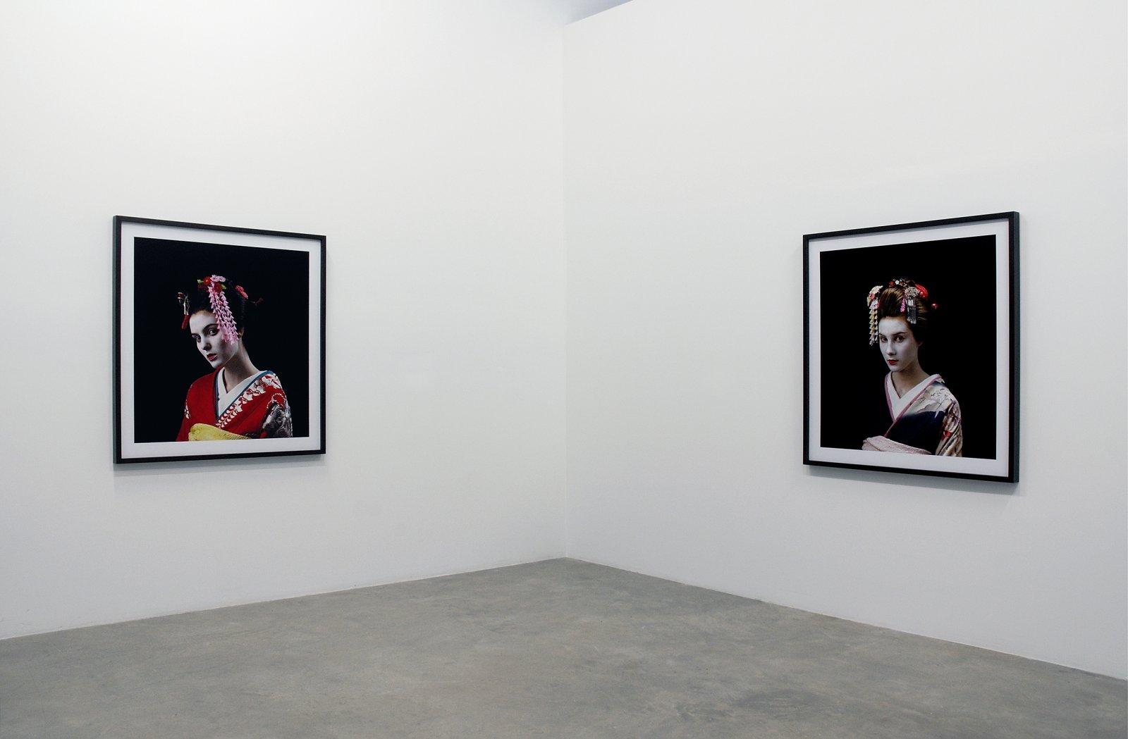 Ron Terada, installation view, Catriona Jeffries, 2008 by Ron Terada