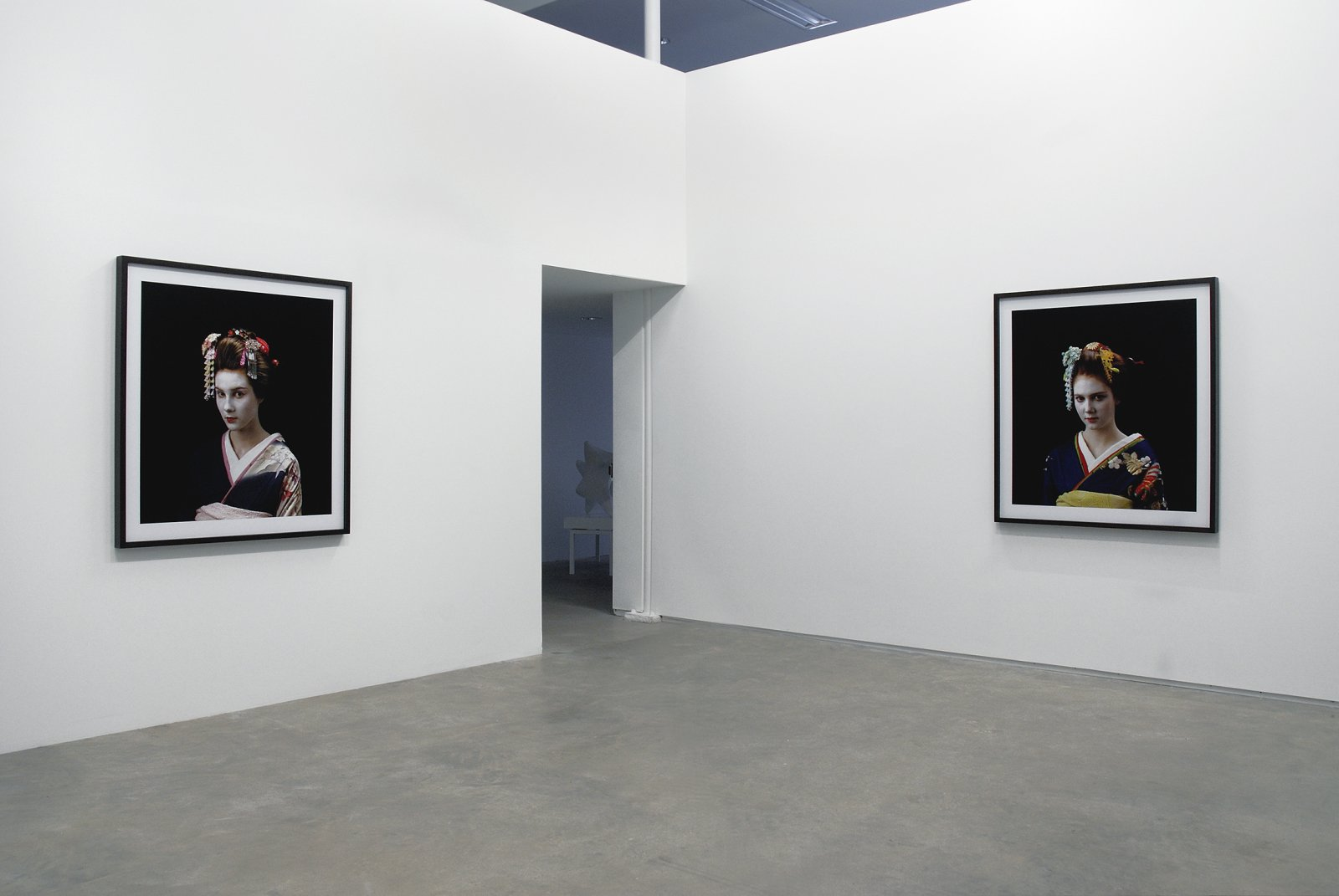 ​Ron Terada, installation view, Catriona Jeffries, 2008 by Ron Terada