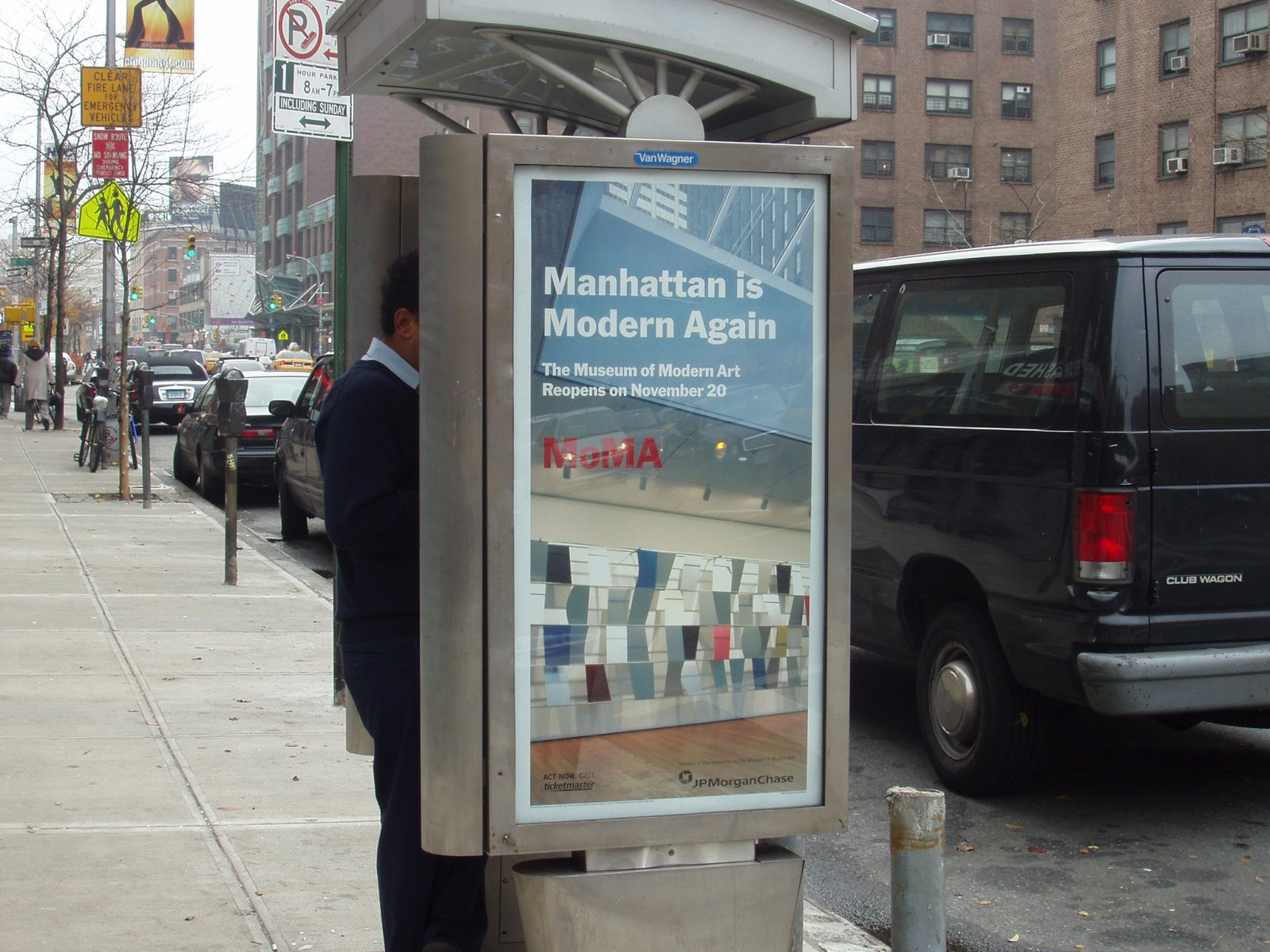 Ron Terada,Modern Again, 2004, digital c-print, 13 x 15 in. (33 x 38 cm)