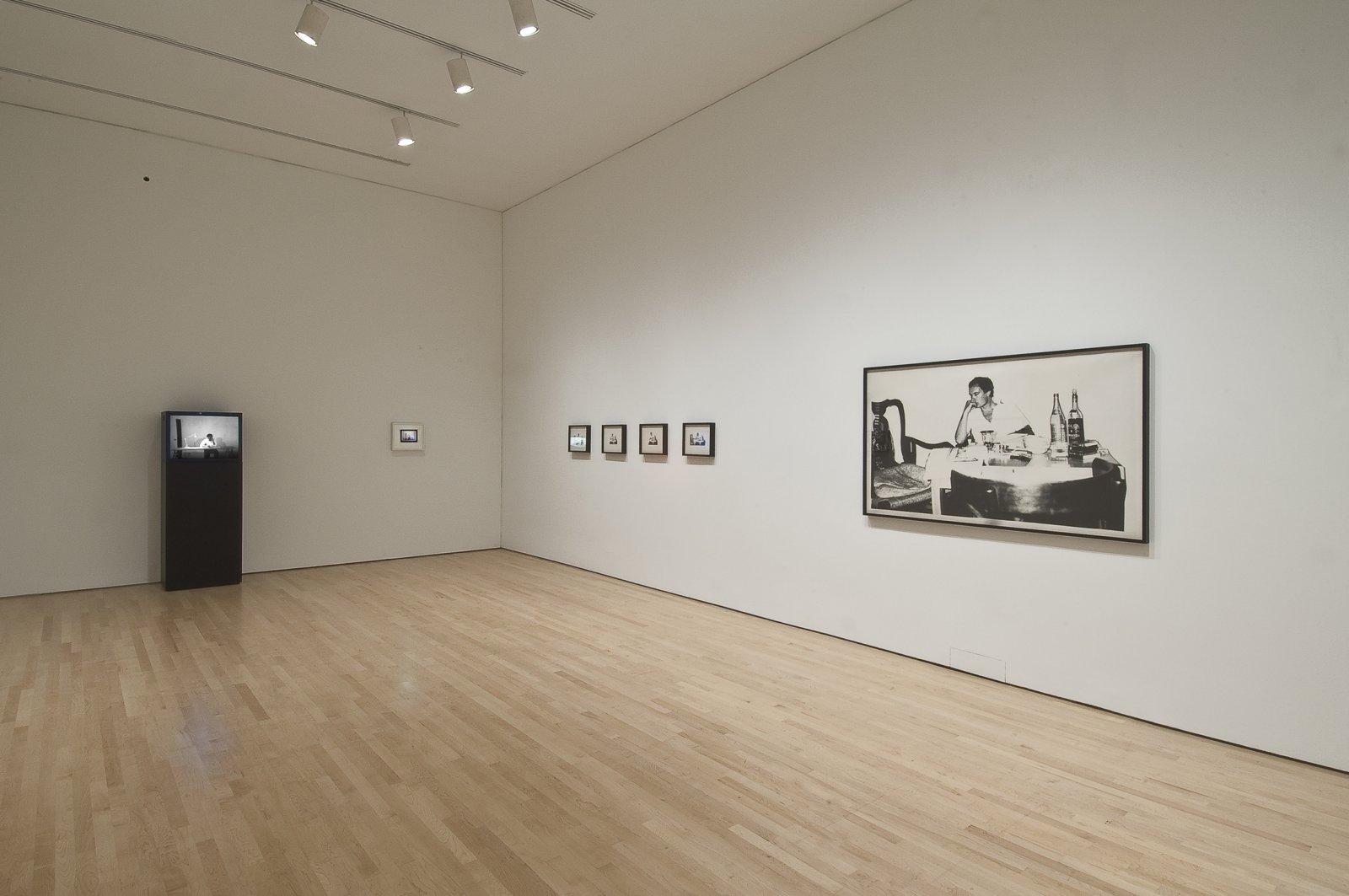 Ian Wallace, installation view, Studio Models, National Gallery of Canada, Ottawa, 2008 by Ian Wallace