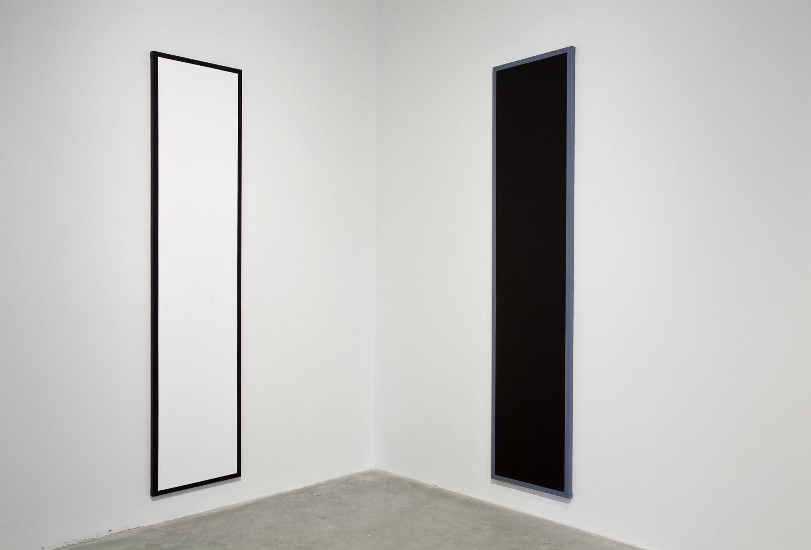 Ian Wallace, installation view, The Economy of the Image, The Power Plant, Toronto, 2010 by Ian Wallace